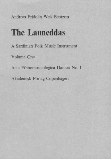 The launeddas