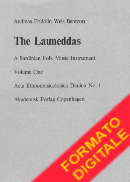 The Launeddas (formato digitale) - Vol. 1 e 2 - A.F.W.Bentzon