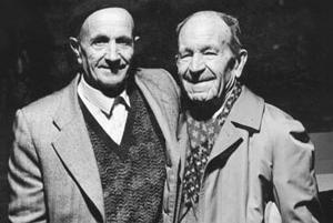 S.Murtas e A.Porcu - Foto di Uliano Lucas
